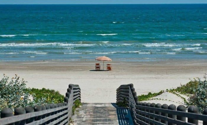 The Best Beaches In Texas To Relax